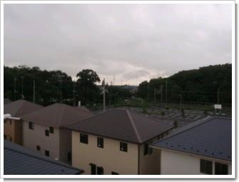加須市花崎北T様 東京タワー方向の景色。.JPG