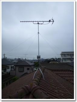 加須市花崎北Y様 アンテナ工事完了。.JPG