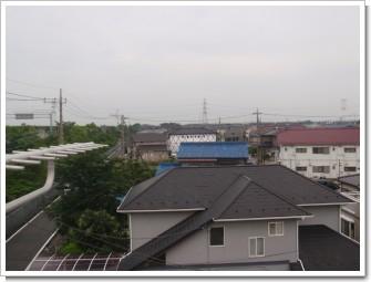 加須市花崎北Y様 東京タワー方向の景色。.JPG