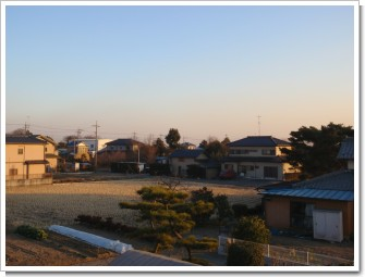 加須市上崎O様 東京タワー方向の景色。.JPG