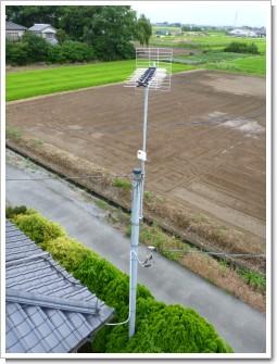 加須市上崎M様 アンテナ工事完了。.JPG