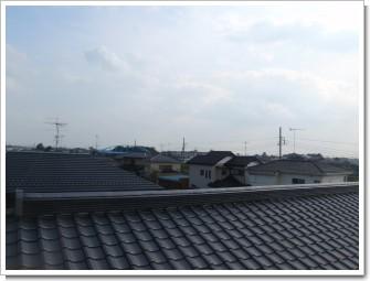 加須市戸室F様 東京タワー方向の景色。.JPG