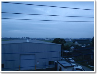 加須市細間K様 東京タワー方向の景色。.JPG