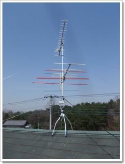 加須市志多見S様 アンテナ工事完了。.JPG