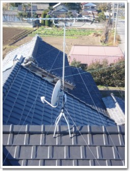 加須市南篠崎立野裏S様 アンテナ工事完了。.JPG