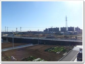 加須市南篠崎立野裏S様 東京タワー方向の景色(完了)。.JPG
