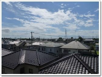 加須市川口A様 東京タワー方向の景色(完了)。.JPG