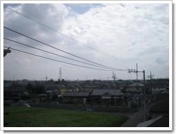 加須市川口K様 東京タワー方向の景色2。.JPG