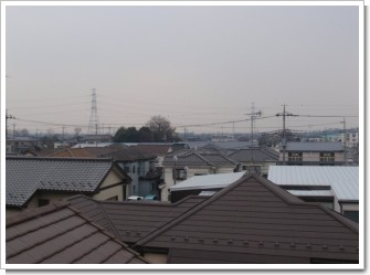 加須市川口Y様 東京タワー方向の景色(完了)。.JPG