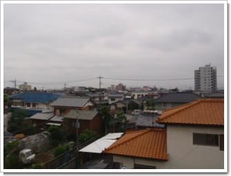加須市大門町U様 東京タワー方向の景色。.JPG