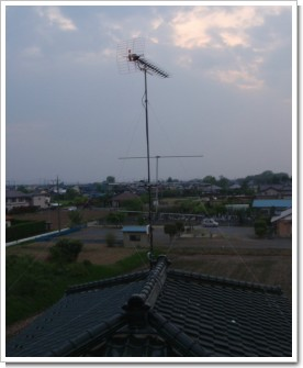 加須市中ノ目K様 アンテナ工事完了。.JPG