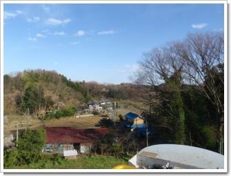 滑川町伊古Y様 東京タワー(反射波)方向の景色2。.JPG