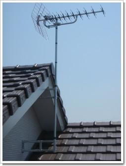 館林市日向町T様 アンテナ工事完了。.JPG