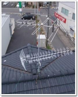 上尾市久保K様 アンテナ工事完了。.JPG