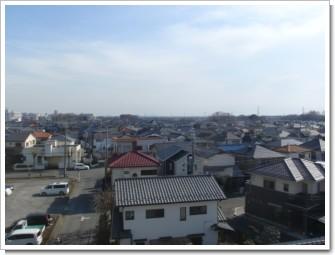 上尾市井戸木I様 東京タワー方向の景色。.JPG