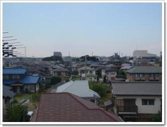 上尾市井戸木M様 前橋局方向の景色(CLUS-W20CR)。.JPG