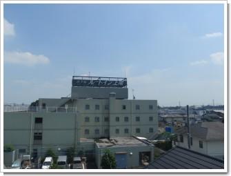 上尾市井戸木M様 東京タワー方向の景色。.JPG