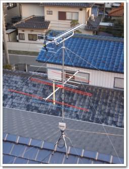 上尾市井戸木T様 アンテナ工事完了。.JPG