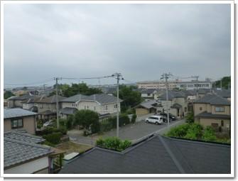 上尾市瓦葺H様 東京タワー方向の景色(完了)。.JPG