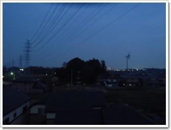 上尾市上F様 東京タワー方向の景色。.JPG