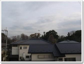 上尾市上K様 東京タワー方向の景色。.JPG