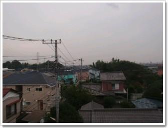 上尾市上S様 東京タワー方向の景色。.JPG