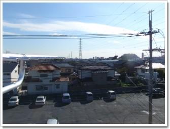 上尾市上U様 東京タワー方向の景色(完了)。.JPG