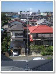 上尾市春日T様 アンテナ工事完了。.JPG