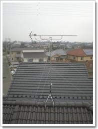 上尾市小泉U様 アンテナ工事完了。.JPG
