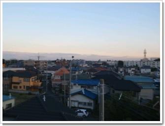 上尾市小敷谷T様 東京タワー方向の景色。.JPG