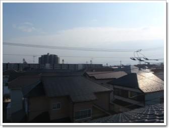 上尾市原市A様 東京タワー方向の景色(完了)。.JPG