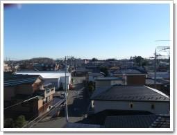 上尾市向山N様 東京タワー方向の景色。.JPG
