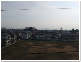 上尾市向山H様 東京タワー方向の景色。.JPG