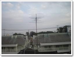 上尾市向山Y様 受信方向の景色。.JPG