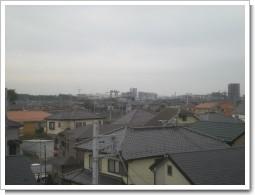 上尾市南T様 東京タワー方向の景色。.JPG