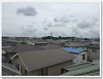 上尾市東町S様 東京タワー方向の景色。.JPG