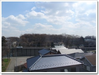 上尾市西宮下T様 東京タワー方向の景色(完了)。.JPG