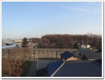 上尾市西宮下T様 東京タワー方向の景色。.JPG