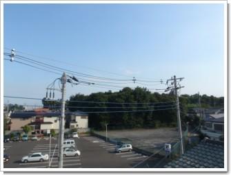上尾市川S様 東京タワー方向の景色(完了)。.JPG