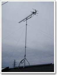 上尾市泉台T様 アンテナ工事完了。.JPG