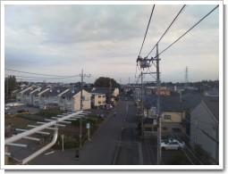 上尾市泉台T様 東京タワー方向の景色。.JPG