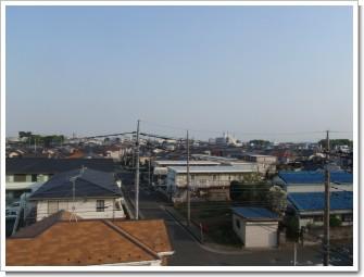 上尾市朝日Y様 東京タワー方向の景色。.JPG