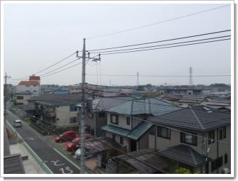 上尾市富士見S様 東京タワー方向の景色。.JPG