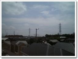 上尾市平塚F様受信方向(東京タワーの景色)。.JPG