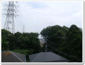 上尾市平塚T様 東京タワー方向の景色(完了)。.JPG