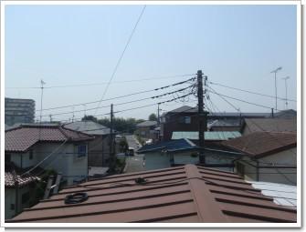 上尾市本町N様 東京タワー方向の景色(完了)。.JPG