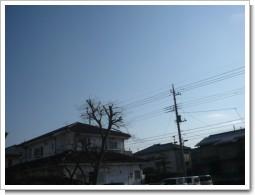 熊谷市銀座N様受信方向(東京タワー方向)の景色。.JPG