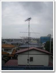 熊谷市銀座K様 アンテナ工事完了。.JPG