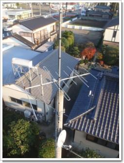 熊谷市久下I様 アンテナ工事完了。.JPG