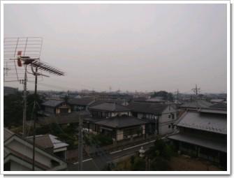 熊谷市久下K様 前橋局方向の景色。.JPG
